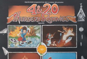 4 & 20 Nursery Rhymes Sleeve