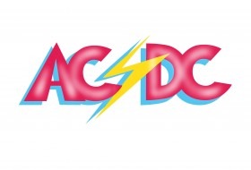 AC-DC Logo from 1st Album
