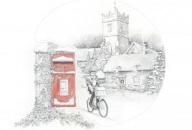 Postman & Postbox