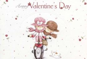Rosy & Harry Valentine