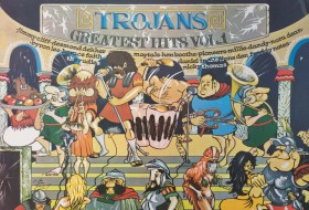 Trojan's Greatest Hits Sleeve